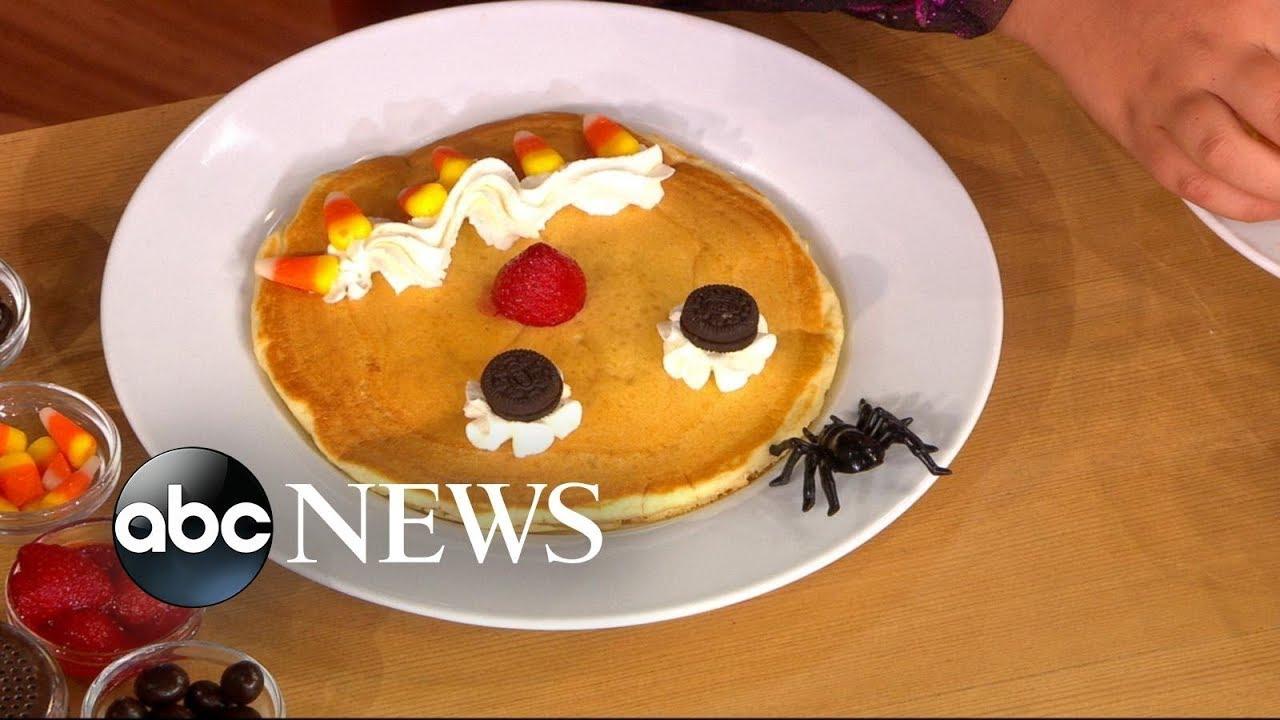 how to make american pancakes youtube