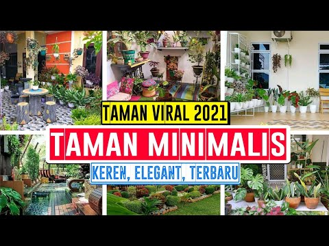 inspirasi-taman-minimalis-keren-part-4-#tamanminimalis-#taman2021-#tamanterpopuler