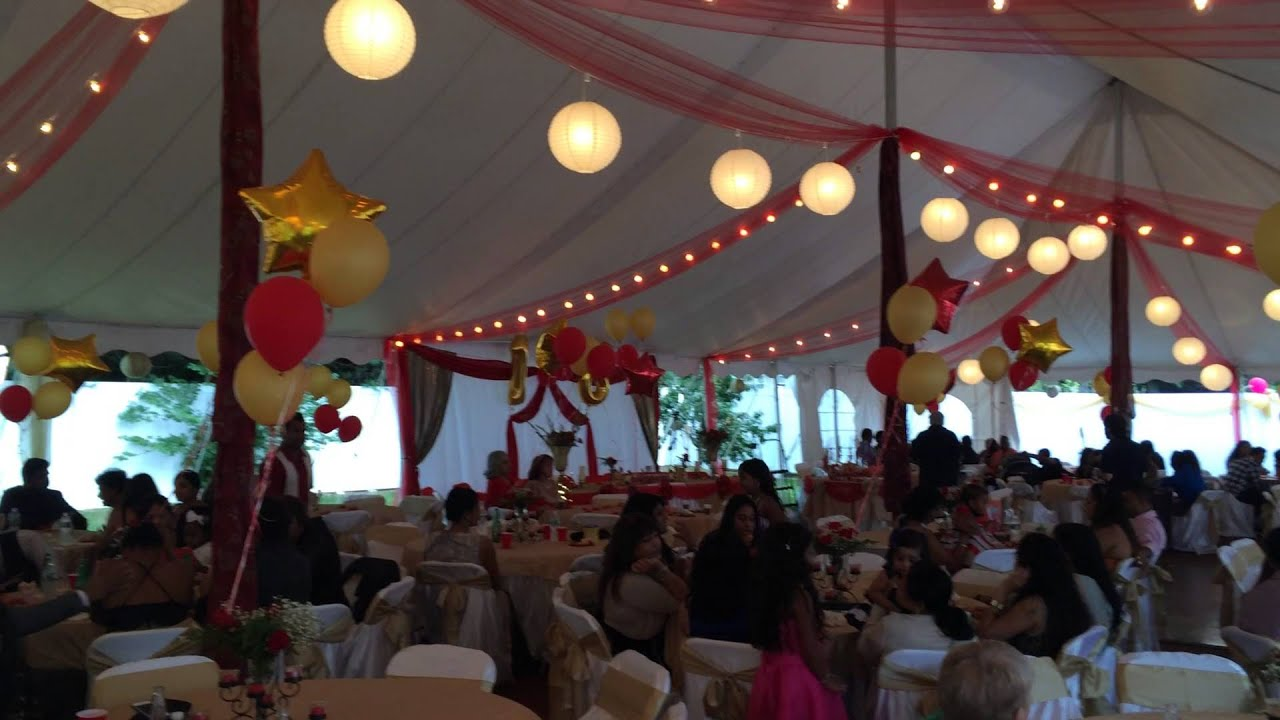 Party Tent Rentals Long Island NY 40 X 80 Tent With Tables Chairs Dance