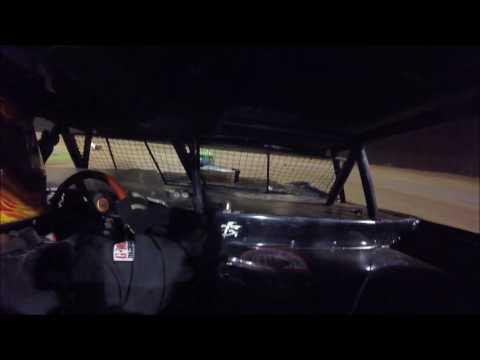 Brett McDonald Feature Lernerville Speedway 6/9/17 IN-CAR