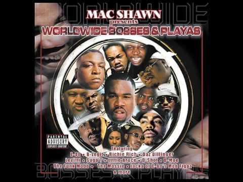 Mac Shawn F.Daz Dillinger - What It Is (2001)-Vallejo,CA & Long Beach,CA