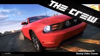 The Crew | Ford Mustang GT 2011 Gameplay - Test Drive (PS4 & Xbox One) [HD]