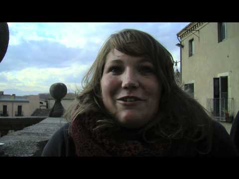 CMD-Leeuwarden students bring visit to Girona University
