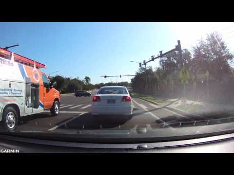 Driving to Universal Studios Orlando From Winter Garden Florida