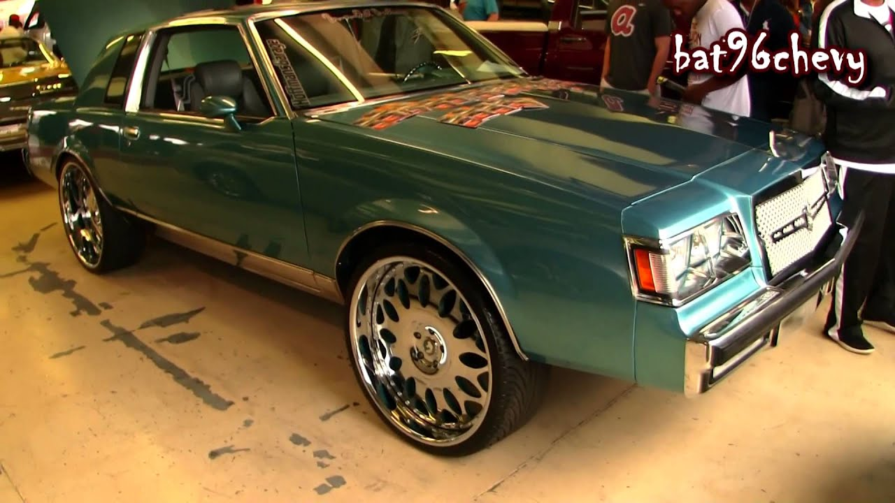 teal 1981 buick regal on 24 forgiatos 1080p hd youtube. Black Bedroom Furniture Sets. Home Design Ideas