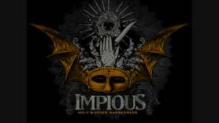 Watch Impious Live Wire video