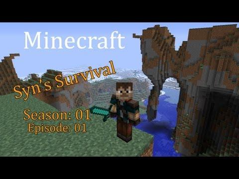 Syn's Survival - Episode 01 - Tour of the Establishment