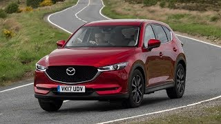 Mazda CX-5 2018 Car Review