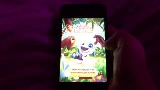 Игра мой говорящий Хэнк на телефоне детский обзор