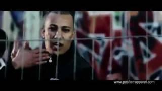 Farid Bang - PUSHER Offical Video [Lyrics/SongText] DLTDL Offical Video HD