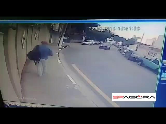 Bandidos de motos fazem arrastão em Diadema, no ABC paulista