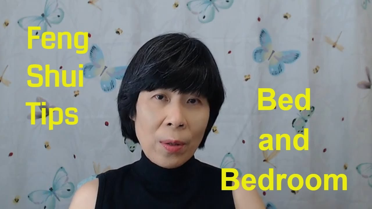 Simple Feng Shui Wisdom:  Beds and Bedrooms