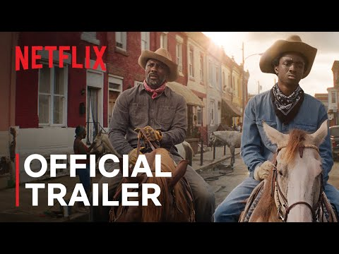 Concrete Cowboy | Official Trailer | Netflix