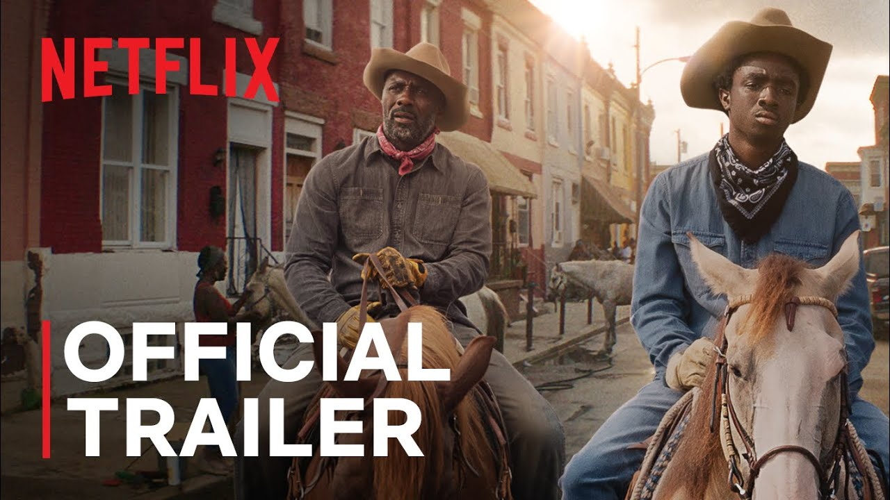How Netflix's 'Concrete Cowboy' Brought the Story of Philly ...