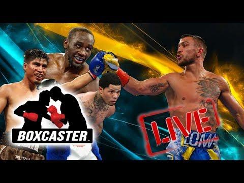 Boxing News Live: Who's Next For Vasyl Lomachenko? | BOXCASTER