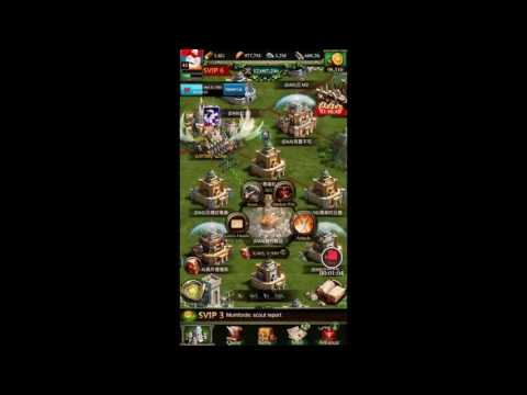 CLASH OF KINGS SHORT SUPRISE SAVAGE ATTACK ON CASTLE 29