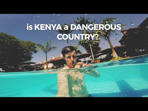 Is Nairobi, Kenya a Dangerous Sh** Hole country?
