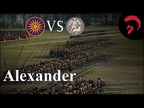 total-war-rome-2- -alexander-strategie- -battle-#185- -german