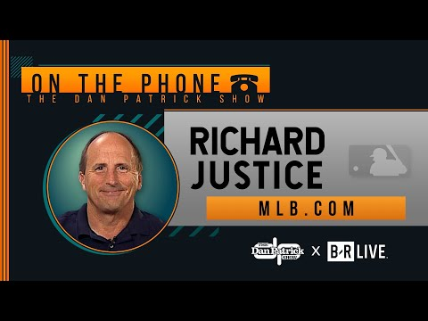MLB.com's Richard Justice Talks Astros Cheating Punishment w/ Dan Patrick   Full Interview   1/14/20