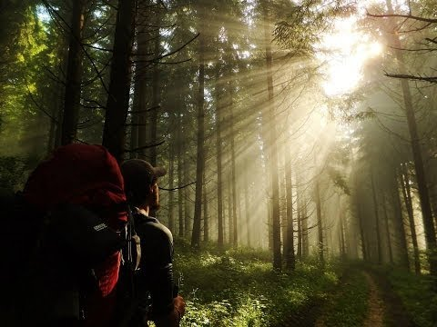 A Walk To The Water - A 3000km Hike Across Europe