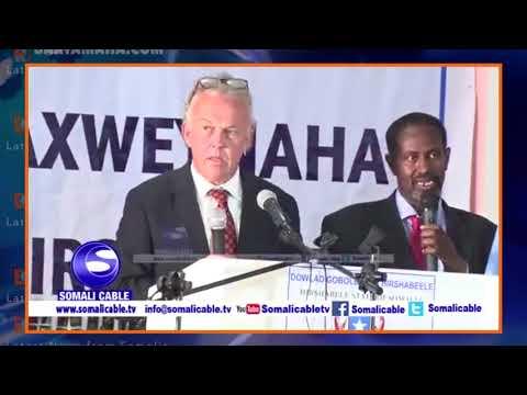 SOMALIA: SRSG Michael Keating tells the honest truth