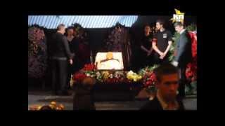 Андрея Панина похоронили рядом с Владом Галкиным
