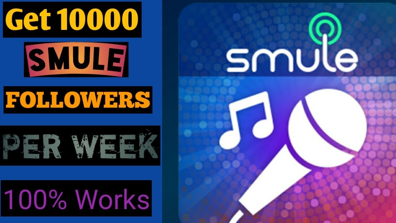 How to get more followers on smule youtube how to get more followers on smule stopboris Image collections