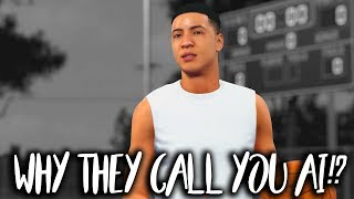 The Sad Reason YOU DIDN'T Get Drafted In NBA 2K19's MyCareer... The Story Of Ai!