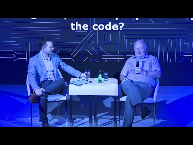 Isn't Artificial Intelligence Only as Powerful as a Human Designs It to Be?   John Lennox