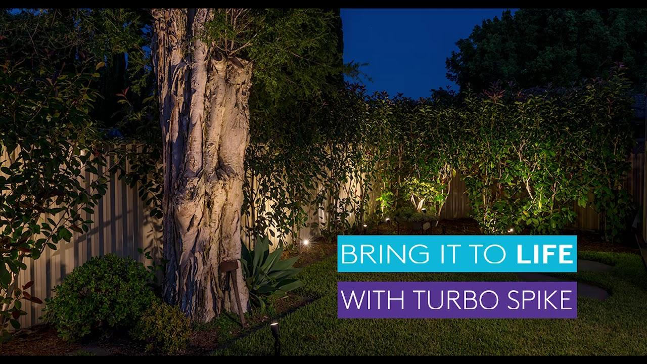Aqualux Lighting Turbo Spike