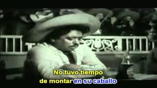 Jorge Negrete - Juan Charrasqueado