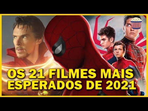 OS 21 Filmes mais Esperados de 2021... QUAL É O SEU??