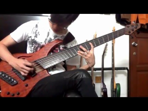 Hillsong - Glorious Ruins (Bass Chords! ..and Cover) - YouTube
