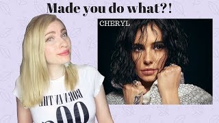 CHERYL - Love Made Me Do It [Musician's] Reaction & Review!
