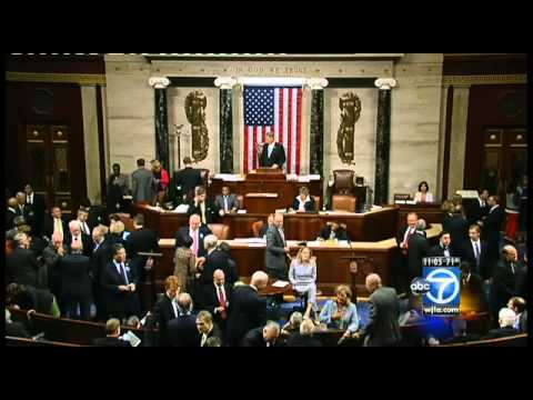 Government Shutdown 2013: Dems reject three separate House bills for short-term funding