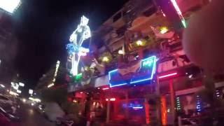 Pattaya Soi 13/4 (Soi Pattayaland) at Night