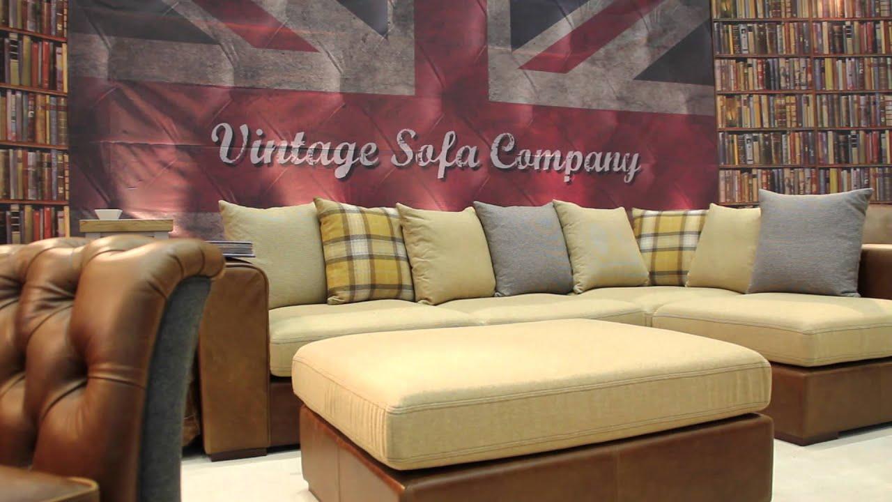 Vintage Sofa pany