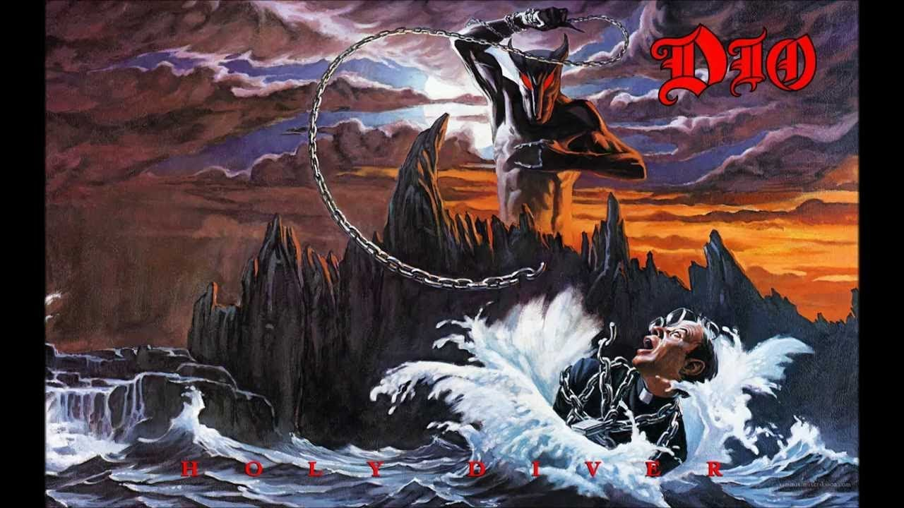 Download Di̲o̲ - H̲oly D̲iver (Full Album) 1983