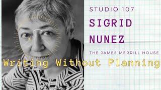Studio 107, Episode 6, Sigrid Nunez