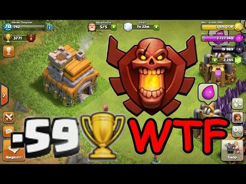 Clash of Clans - TH7 Champ (Savage Seven) Worst-Case-Defense