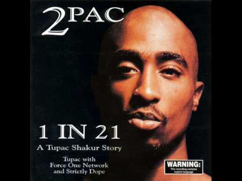 2pac - Static (Radio version)