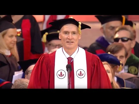 The inauguration of Marc Tessier-Lavigne as Stanford's 11th president