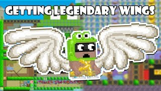 Getting Legendary Wings ft. Learntogame & All My Hommies 😎