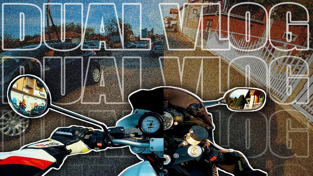 Dual Motovlog NA DALJINU sa @Biker Baja [PART #2]