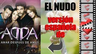 AMAR DESPUES DE AMAR, ya tiene versión española.