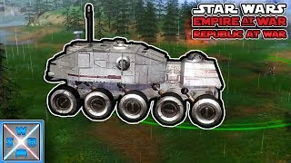 JUGGERNAUTS sind episch! - Lets Play Star Wars Empire at War - Republic at War Mod #9