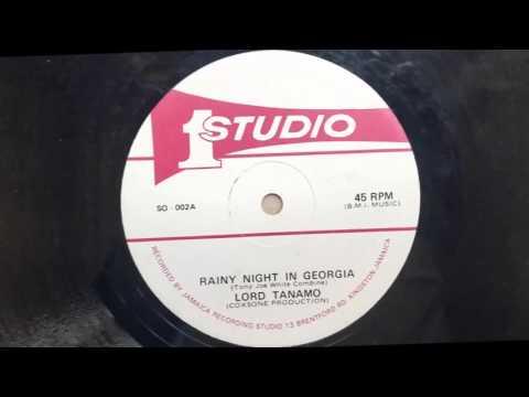 Lord Tanamo & Sound Dimensi Rainy Night In Georgia
