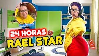 24 HORAS siendo UN HOMBRE 👱♂ LA MEJOR VIDA! | Leyla Star 💫