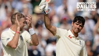 Cook's Fairytale Is India's Horror & More | Daily Cricket News