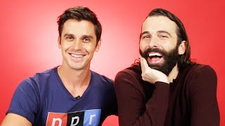 Antoni And Jonathan Van Ness Take The BFF Test